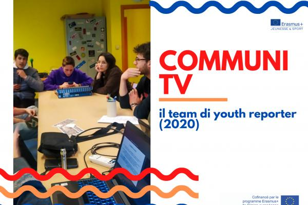 Youth reporters 2020